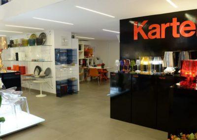 negozio kartell roma